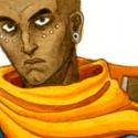 Amok, le chef de la garde d'Orme et garde du corps d'Estel, Contes.