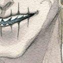 Les grandes dents, c'est pour mieux te manger, mon enfant.  (tsumi Barbosaure !)